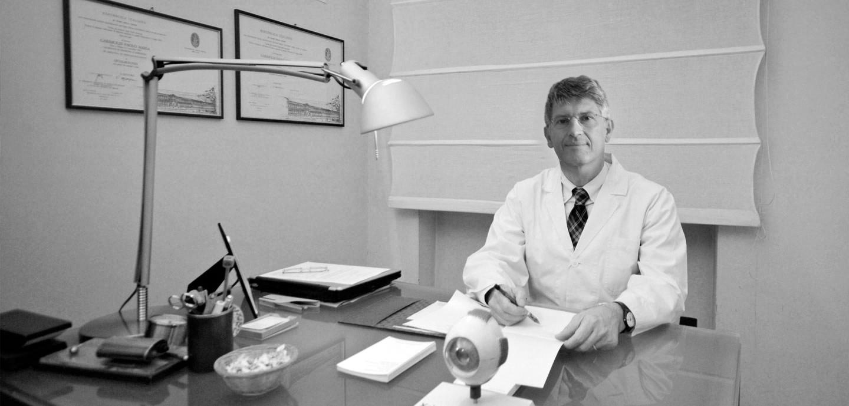 Dott. Paolo Garimoldi Medico Oculista